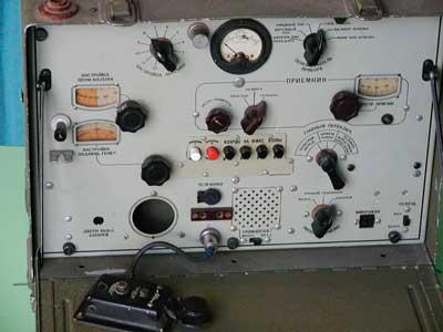 Приемо-передатчик V -100-B