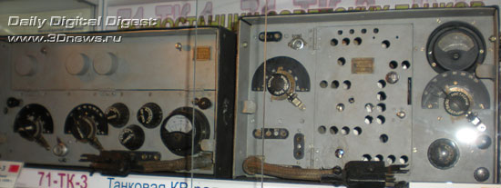 Радиостанция 71-ТК-1