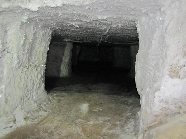 Ледник рыбучастка на о.Мархаяновский - 1