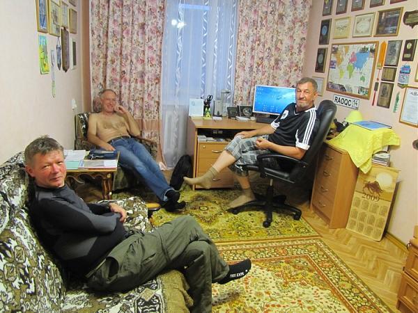В квартире Вадима RT0Q