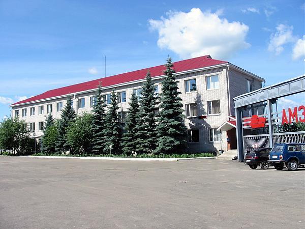 Алатырский механический (ранее - паровозостроительный) завод