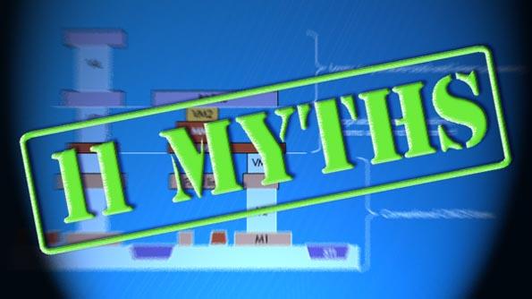 11 мифов о магниторезистивной памяти
