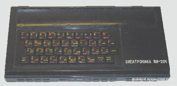 Электроника ВИ-201