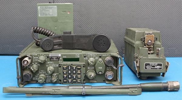 AN/ARC-201 Airborne