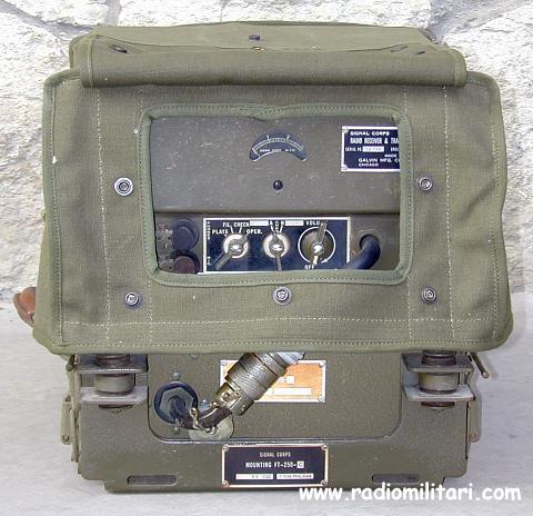 Military Radio BC745 SCR511 Pogo Stick Tuning Unit