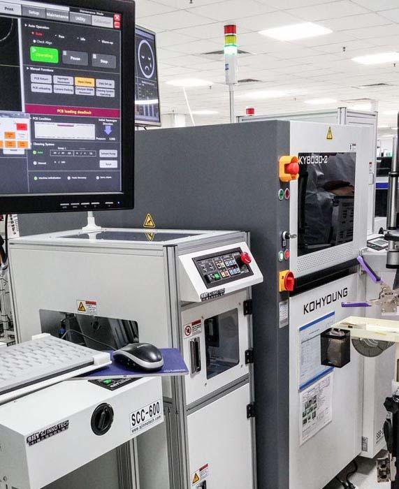 Строительство завода LG Electronics RUS