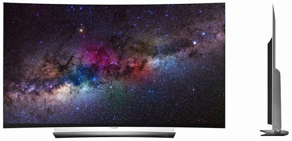 Телевизор OLED55B6