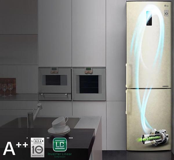 Холодильник GA-b499xxxx