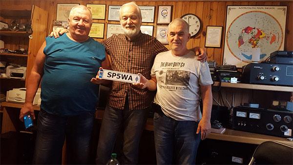 В гостях у SP5WA