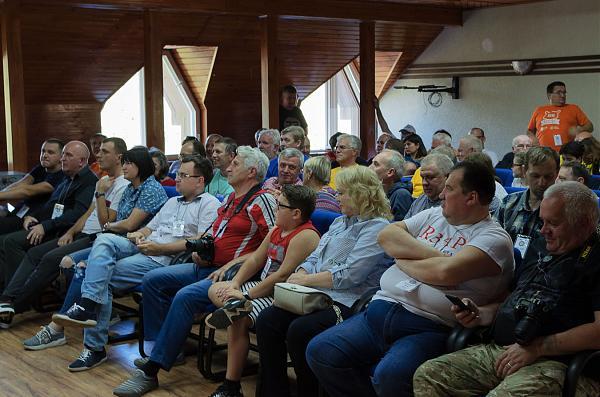 фото публика в зале
