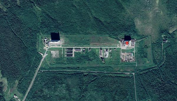 Печорская радиолокационная станция «Дарьял»