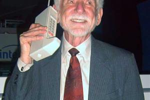 Отечественные мобильники 50-х годов XX века