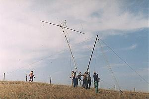 "Радиоэкспедиция ""Аркаим - 98"". UE9ARK/p"