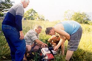 RK6YWB - полевой день УКВ - 2003