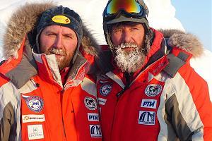 Федор Конюхов: короткие волны над бескрайней Арктикой