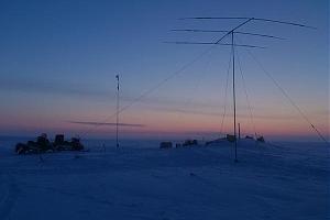 Радиолюбители передадут приветы с арктических островов