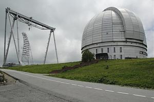 UE44F - радиоэкспедиция в САО РАН, Архыз