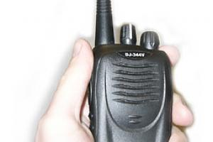 Обзор Alinco DJ-344 VHF/UHF