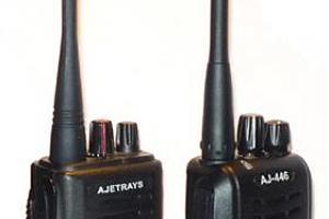 Портативная радиостанция AjetRays AJ 446 - обзор новой версии AJ-446 v2