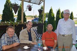 Радиоэкспедиция в Крым на маяк Чурубашский задний