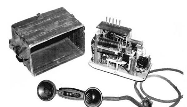 Носимые УКВ радиостанции в ВС разных стран, во время ВМВ. Часть IV