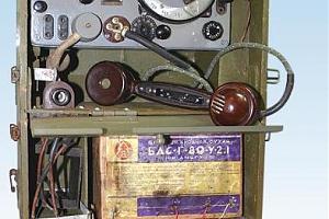 Носимые УКВ радиостанции в ВС разных стран, во время ВМВ. Часть V