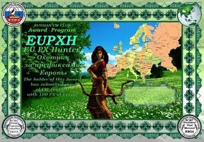 Дипломная программа Охотник за префиксами Европы eupxh условия  Дипломная программа Охотник за префиксами Европы eupxh