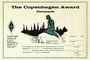 COPENHAGEN AWARD