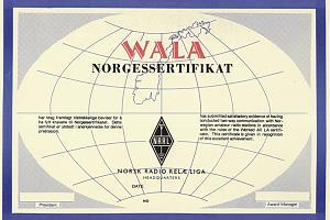 WALA (WORKED ALL LA AWARD)