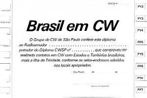 BRCW (BRASIL CW AWARD)