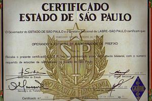 CESP (CERTIFICADO ESTADO de SAO PAULO)