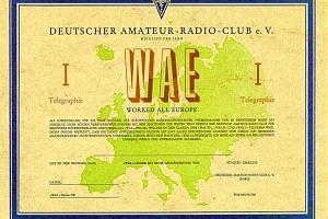 WAE (WORKED ALL EUROPE)