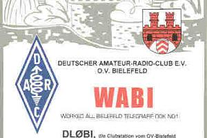 WABI (WORKED ALL BIELEFELD DIPLOM)