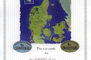 DANISH ISLAND AWARD