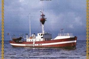 FYRSKIB XXI DIPLOM  (THE LIGHTSHIP XXI AWARD)