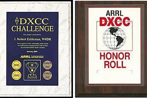 5BDXCC (5 BAND DXCC)
