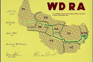 WDRA (WORKED DANUBE RIVER AWARD)