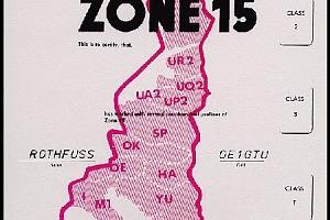 WPX 15 (WORKED PREFIX ZONE 15 AWARD)