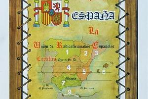 ESPANA AWARD