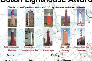 DUTCH LIGHTHOUSE AWARD