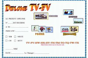TV – FV AWARD