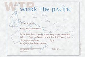 WTP (WORK THE PACIFIC)