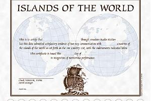 IOW (ISLANDS OF THE WORLD)