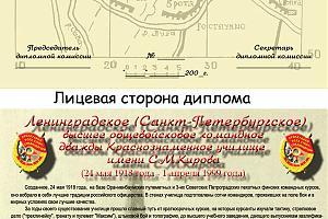 Ленинградское общевойсковое