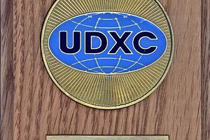 TROPHY  UDXC