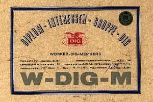 W-DIG-M (WORKED DIG MEMBERS)