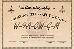 W-9ACWG-M (WORKED 9A CW GROUP MEMBERS)