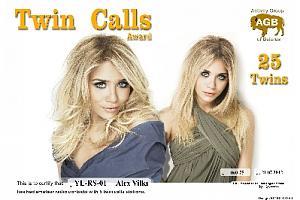 TWIN CALLS 25