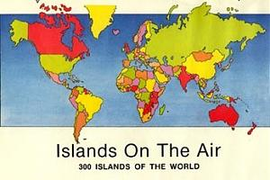 IOTA (ISLANDS ON THE AIR) AWARD