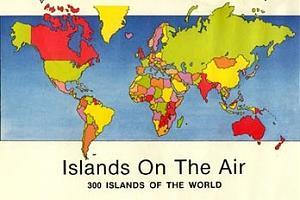 IOTA (ISLANDS ON THE AIR) AWARD